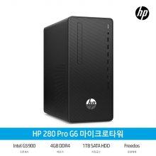 프로데스크 280 G6 MT G5900 8QY81AV 4GB/1TB/FD