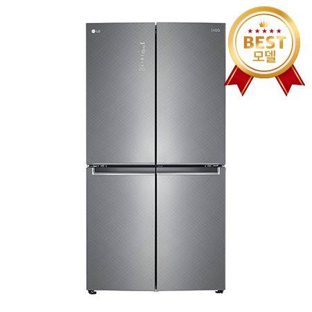 [X]4도어 냉장고 F873SN35 [870L]