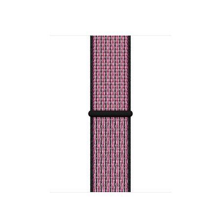 [상급 리퍼상품 단순변심] 40mm 핑크 블라스트/트루 베리 Nike 스포츠 루프