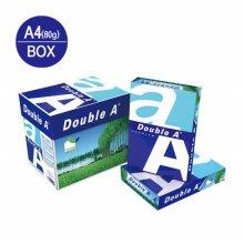 복사용지A4(80g 더블에이 500매X5권 박스)