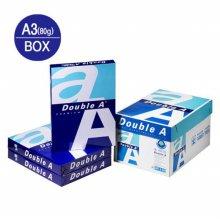 복사용지A3(80g/더블에이/500매X5권/박스)
