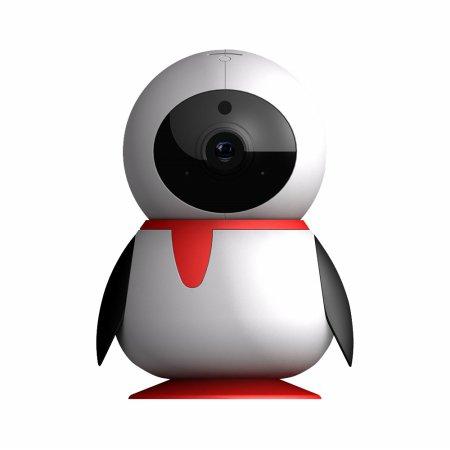 펭카 PE204 200만화소 가정용 홈CCTV 회전형 IP카메라 1080P