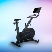리본 스핀바이크 실내자전거 Q200X(모니터 포함)+마사지기 사은품 증정