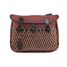 브래디백 샌드링햄 백 내츄럴 네트 백 Brady Sandringham Bag Natural Net 가방