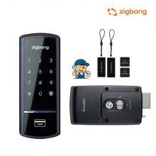 [무료설치 삼성SHS-1321 디지털도어락] 현관문도어락 번호키