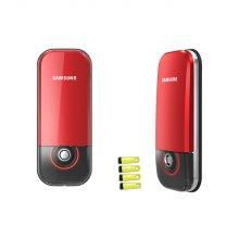 [셀프시공]삼성 SHS-D211 디지털도어락 번호키 전자키