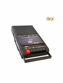 [해외직구] QFX RETRO-39 레트로 휴대용 카세트 플레이어