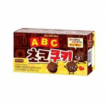 롯데 ABC 초코쿠키 50g