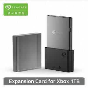 Xbox Series X,S전용 다이렉트 스토리지 확장카드 [1TB]