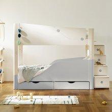 팅클팝 2층 침대(계단장형)