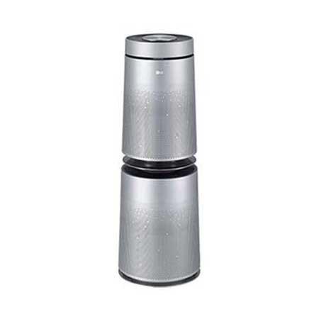 퓨리케어 360° 공기청정기 펫 플러스 AS301DNPA [100m²/뉴메탈 샤인/21년형]