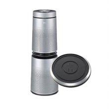 퓨리케어 360° 공기청정기 플러스 + 무빙휠 패키지 AS301DNPA / PWH8DBA (2단)