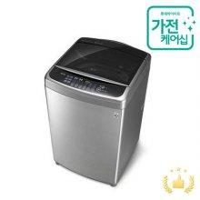 [홈케어용] 일반세탁기 T20VVT [20KG/DD모터/식스모션/대포물살/와이드다이아몬드글라스/모던스테인리스]