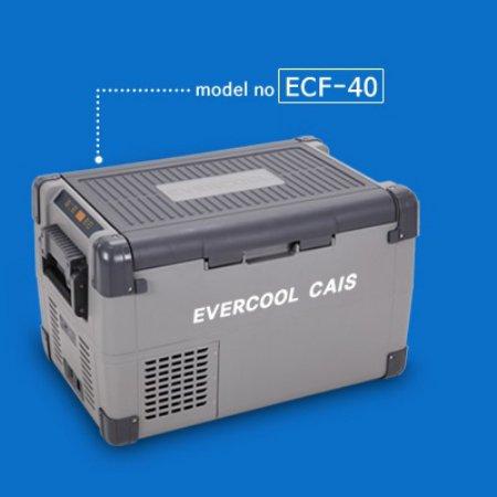 카이스 에버쿨 차량용 냉장냉동고 쿨러 ECF-40