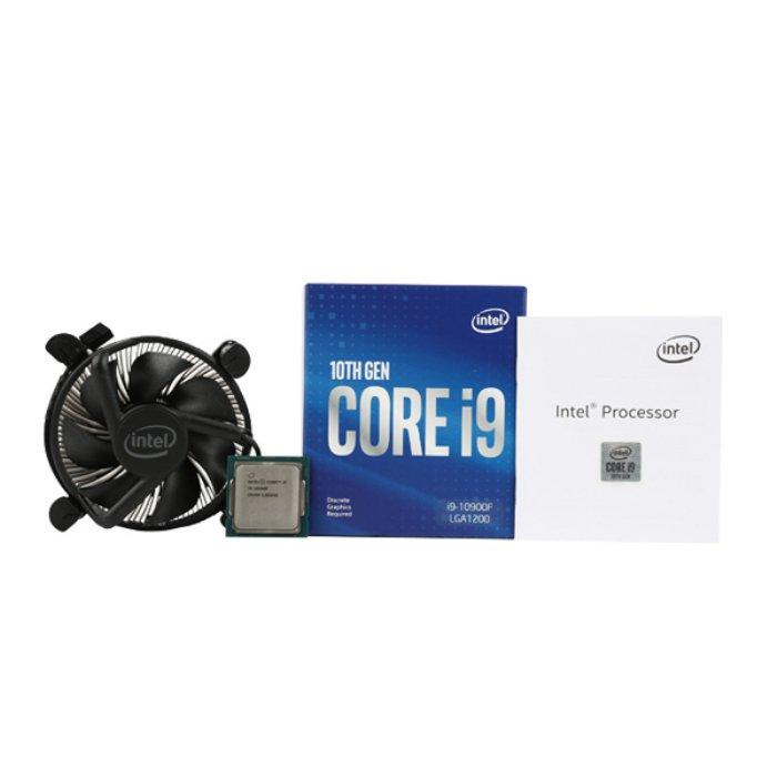 NB  (정품)인텔 코어 i9-10900F 코멧레이크
