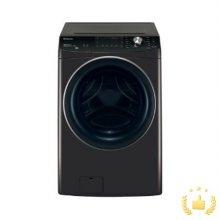 드럼 세탁기 WWD15PDBK (15kg, 인버터모터, 12년무상보증, 경사드럼, 마이크로버블, 스테인블랙)