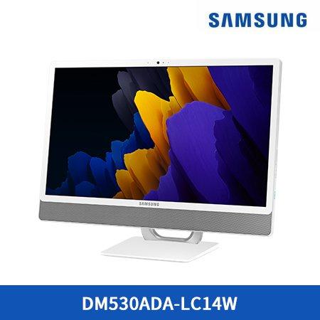 일체형PC DM530ADA-LC14W 데스크탑 인텔셀러론 4GB 128GB Win10H 올인원 데스크탑