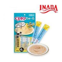 이나바 챠오츄르 (sc-180) 수분보급 닭가슴살 14g 4개입