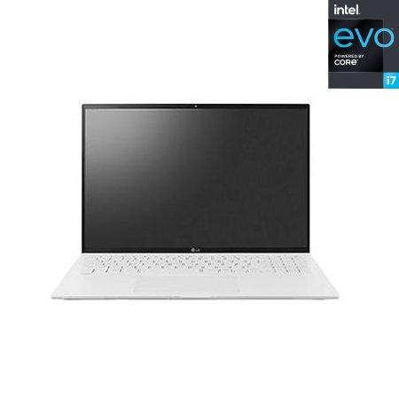 [상급 리퍼상품 단순변심] LG 그램16 16Z90P-G.AA70K 노트북 인텔 11세대 i7 8GB 256GB IrisXe Win10H 16inch(화이트)