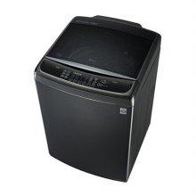 일반 세탁기 TS22BVD (22kg, 인공지능DD, 강력AI터보샷, 6모션, 블랙스테인리스)
