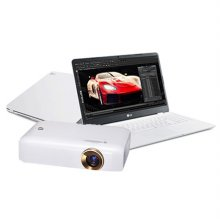 LG전자 시네빔 PH510P +  울트라북 15U40N-G.AR30K 노트북 R3 4300U 8GB 128GB Win10H 15inch(화이트)