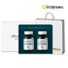 맨케어 쏘팔메토 엑스 550mg × 60캡슐 2개 선물세트 (4개월분)