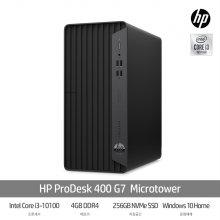 프로데스크 400 G7 MT i3-10100 9CY16AV Win10Home 4GB 256GB