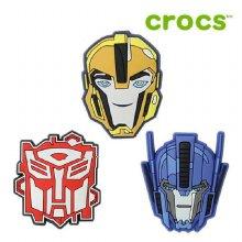 [크록스정품] 크록스 지비츠 /WL- 10006848 / Transformers SS17 3-Pack 트랜스포머3팩