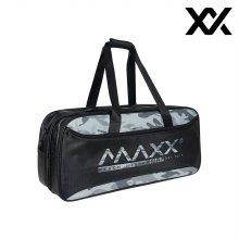 MAXX 배드민턴 가방 클래스백 2단 백팩 블랙카모