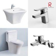 욕실 부분리모델링 로얄Q PTP117