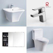 욕실 부분리모델링 로얄O PTP115