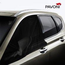 파보니 차박모기장 차량용방충망모기퇴치(SUV 앞열)