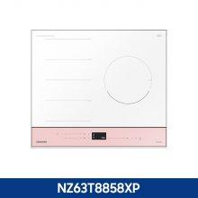 빌트인 컬러 플렉스 인덕션 3구 NZ63T8858XG (콰트로 플렉스존,최고출력 3,400W,10분 초고화력)