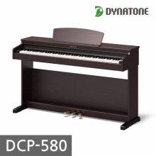 [히든특가]전자 디지털피아노 DCP-580 로즈우드
