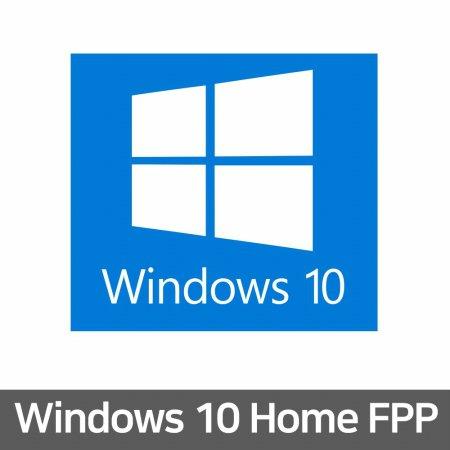 정품 윈도우 10홈(FPP) 설치 노트북옵션