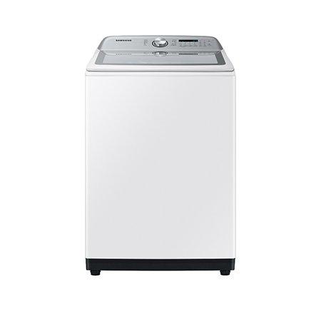 일반 세탁기 WA19A8370KW (19kg, 버블폭포, 입체돌풍세탁, 무세제통세척, 4중진동저감, 화이트)