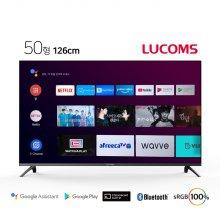126cm UHD 솔로앤 스마트 TV T5002CUA (벽걸이형 기사설치)