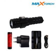 맥스토치 수중용 LED 레이저 라이트 세트 MTSR 600