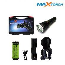 맥스토치 LED 후레쉬 세트 MT 306