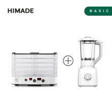 1.5L 믹서기 + 식품건조기 HBL-EM700WG + HFD-LQ530W