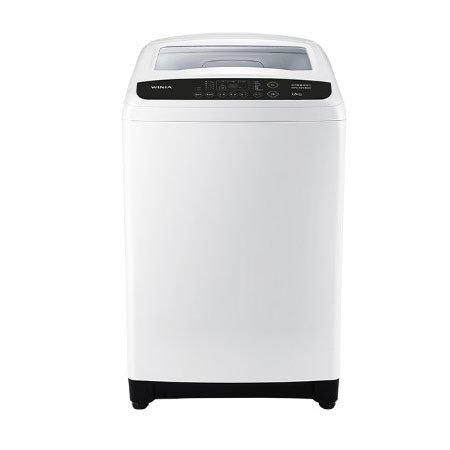 공기방울 일반 세탁기 GWF12GEW (12kg, 에어센스7, 스타드럼, 화이트)
