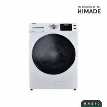 드럼 세탁기 HCD-023RWW (23KG, FCS급속모드, 스팀살균, 인버터BLDC모터, 화이트)