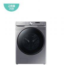 드럼 세탁기 WF21T6000KP (21kg, 버블세탁, 삶은세탁, 무세제통세척, 이녹스)