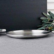 개별판매 캠핑 스텐레스 접시(20cm)