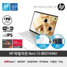 파빌리온 Aero 13-be0144AU 노트북 세잔R7-5800U/8G/256G/400nits/IPS/Freedos/970g