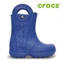 크록스 부츠 /A9- 12803-430 / Kids Handle It Rain Boot Sea Blue