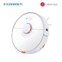물걸레 로봇 청소기 S7 (LDS센서, 어플 연동, 화이트)