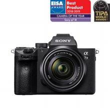 [정품]소니 알파 A7 III 미러리스 카메라 렌즈KIT[ILCE-7M3][본체+28-70mm F3.5-5.6 OSS]