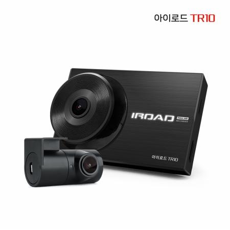 무상장착 64GB 무료업 아이로드 TR10 전후방 풀HD 커넥티드 블랙박스