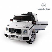 대호토이즈 벤츠 지바겐 G63 AMG NEW 유아전동차 (화이트)